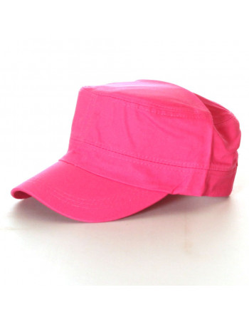 Vintage Plain Cap/Pink