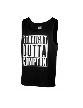 Thug Life Straight Outta Compton TankTop