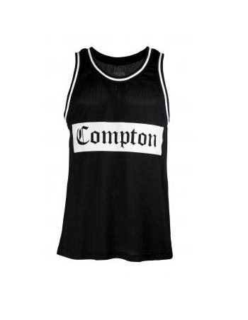 Thug Life Compton Mesh TankTop