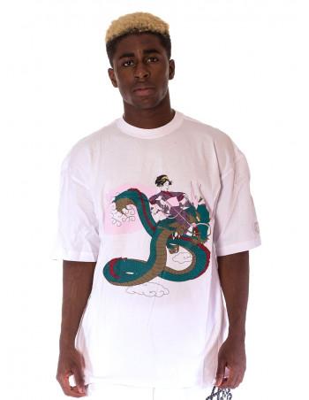 Dragon Tee White