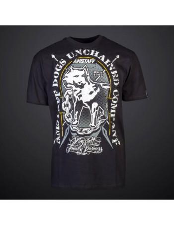 Amstaff Galan T-Shirt Black