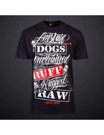 Amstaff Mero T-Shirt Black