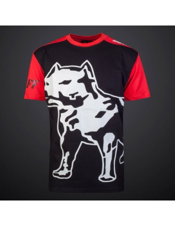 Amstaff Carus T-Shirt Black/Red