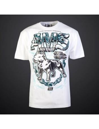 Amstaff Daban T-Shirt White