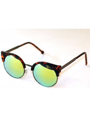 CE Sunglasses YellowGreen