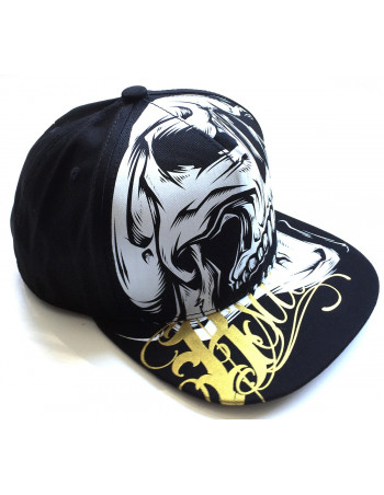 Big Skull Cap by BSAT