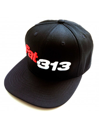 FAT313 Superior SGT CAP RedNWhite