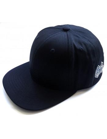 Bronx BSAT Snapback Cap Black