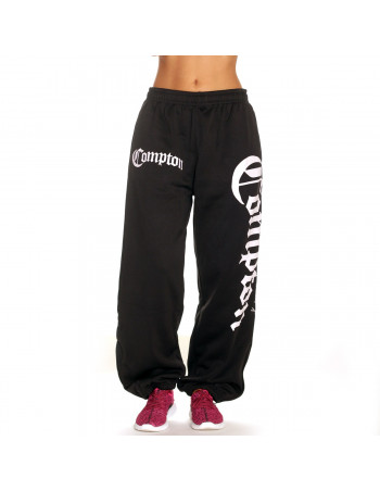 Straight Outta Compton Sweatpants Black by BSAT