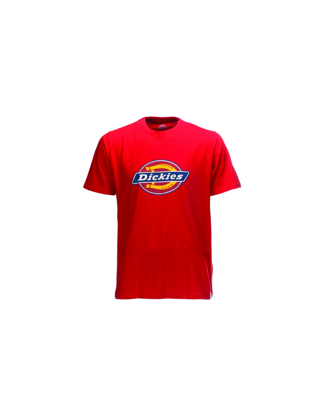 Dickies Horseshoe Tee Fiery Red
