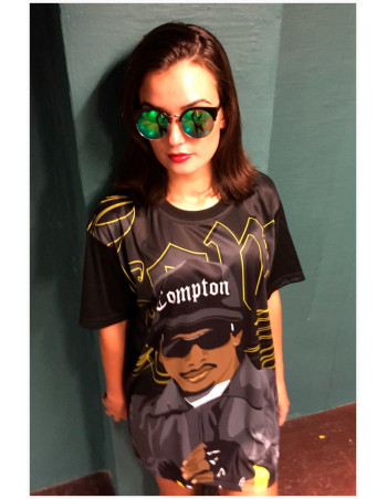 BSAT GangstaRAP Legend Eazy T-Shirt