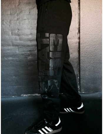 FAT.313 Legend Standout Sweatpants All Black