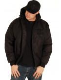 BSAT Bronx Winter Jacket All Black