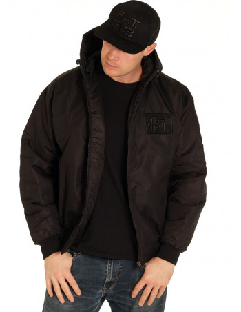 BSAT Bronx Winter Jacket All Black