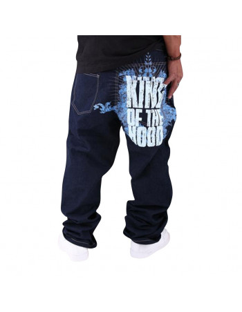 Townz Baggy Jeans King Of The Hood