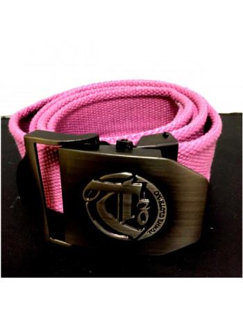 Full Clip Belt pink
