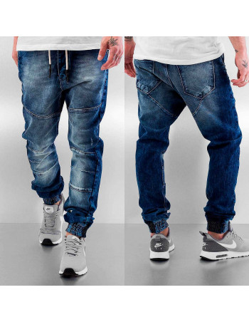 Just Rhyse Cool Straight Fit Jeans Blue