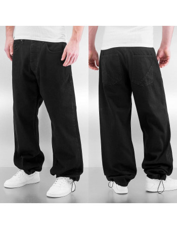 DNGRS Points Baggy Raw Black