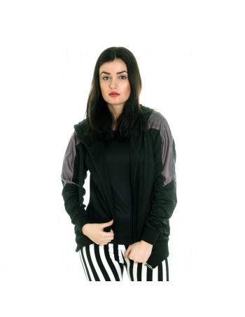 Panther Track Jacket BlackNGrey by BSAT