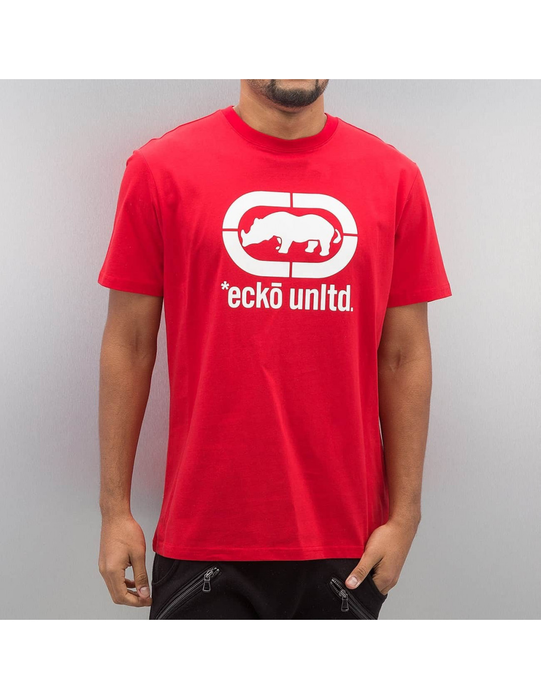 Ecko Unltd. Rhino T-Shirt Red