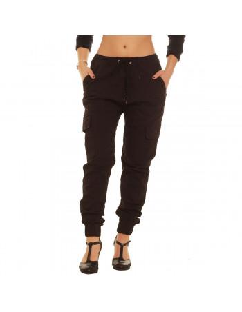 Jogger Cargo Pants Black