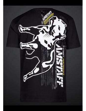 Amstaff T-shirt Black Crim