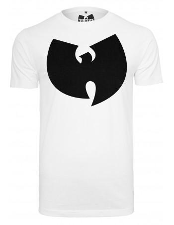 Logo Tee Wu-Wear WhiteNBlack