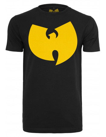 Logo Tee Wu-Wear BlackNYellow