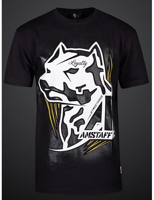Loyalty StreetDog Tee Black