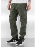 Street Cargo Pants Olive