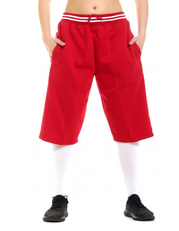 Townz Sweat Shorts red