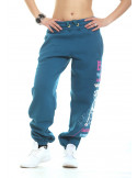 Puppy Couture Sweatpants Turquoise
