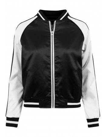Street Jacket BlackNWhite