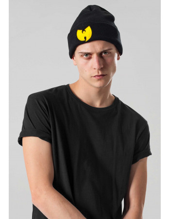 Wu-Wear Beanie BlackNYellow