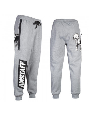 Amstaff Signature Sweatpants Grey