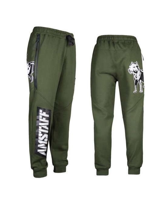 Amstaff Signature Sweatpants Olive