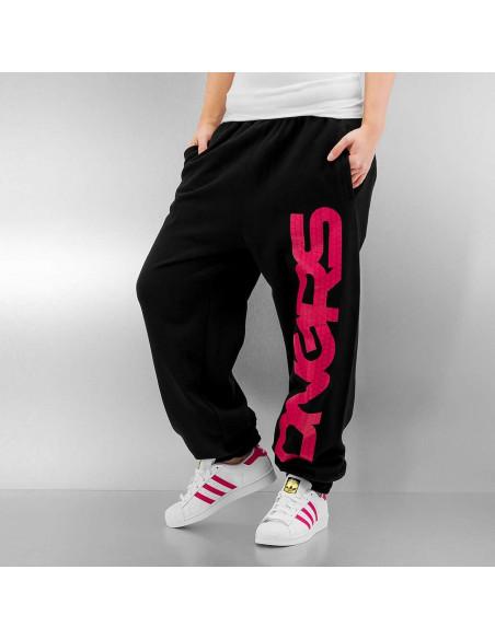 Signature Sweatpants BlackNPink by DNGRS