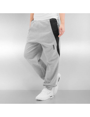 Panel Sweatpants GreyNBlack