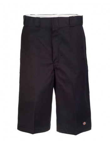 Dickies Twill Work Shorts Black
