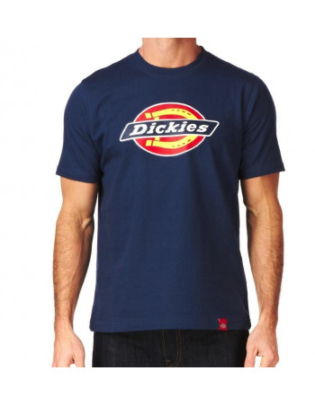 Dickies Horseshoe Tee Navy