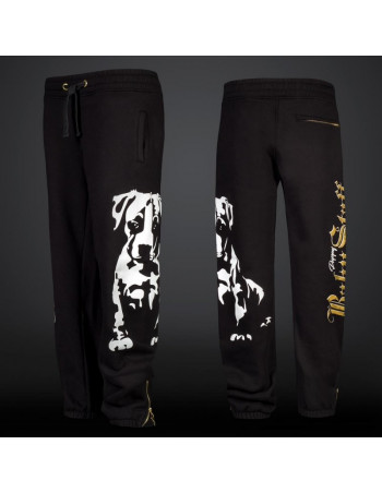 Puppy Black Nita Sweatpants Black