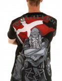 Warrior Holger Danske t-shirt by Nordic Nation