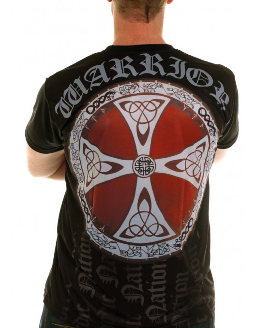 Warrior Shield Red by Nordic Nation