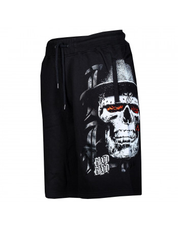 Skull Blood SweatShorts