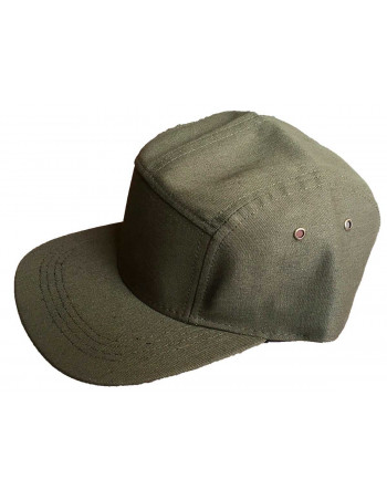 Solid Bike Cap Olive