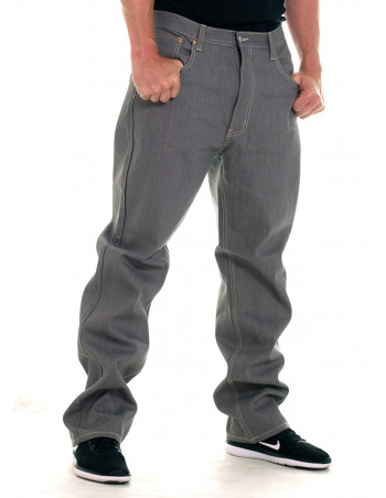 Access Loose Fit Jeans LT. Grey