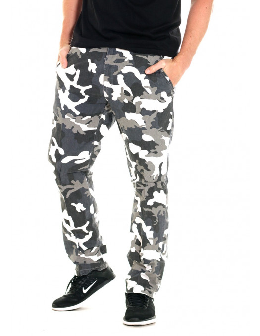 Access Washed Camo Grey