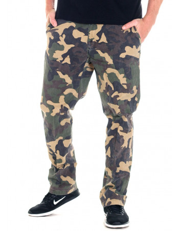 Access Washed Camo Woodland