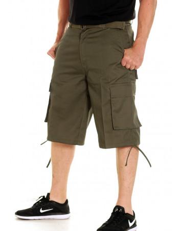 Cargo Shorts Olive