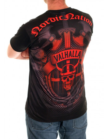 Valhalla Tee by Nordic Nation